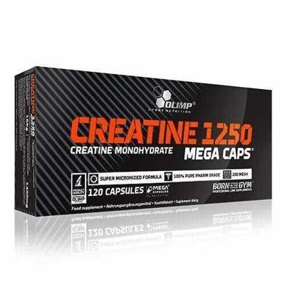 Creative 1250 Mega Caps - 30caps