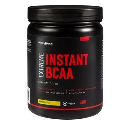 Instant Bcaa Extreme - 500g - BODY ATTACK - price