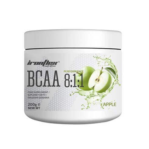 aminokwasy BCAA 8-1-1