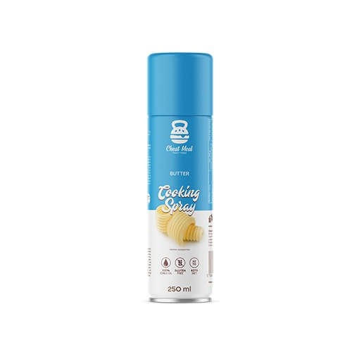 Cooking spray - Cheat Meal Nutrition - Cooking Spray Butter