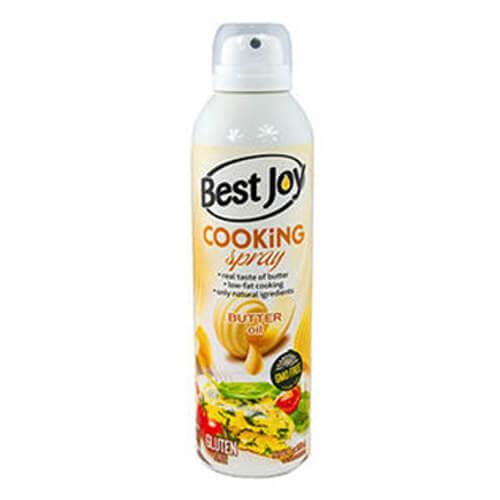 Cooking spray - Best Joy - Butter Flavored Canola Oil - Spray 250ml