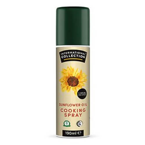 Cooking spray - International Collection - Cooking Spray Sunflower - 190ml