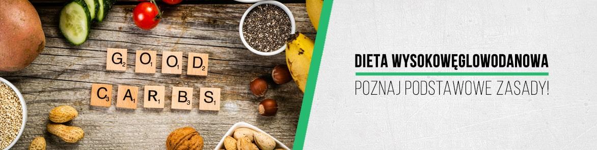 zasady diety wysokowęglowodanowej