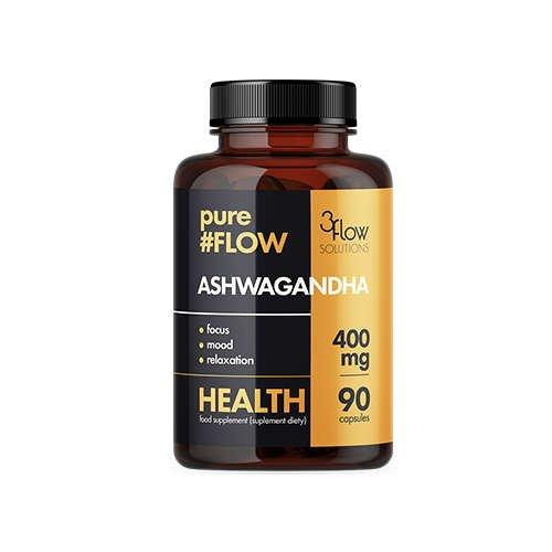 Ashwagandha 400mg PureFlow