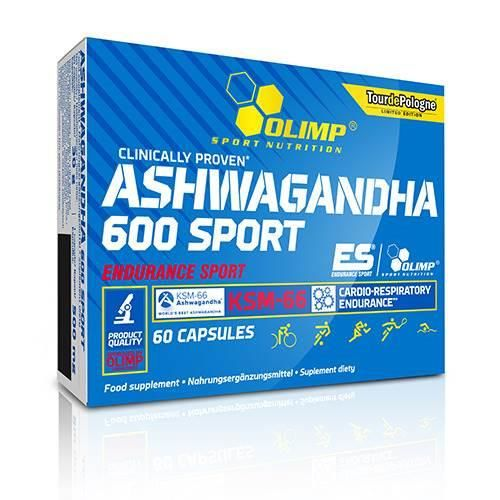 Ashwagandha 600 Sport - OLIMP