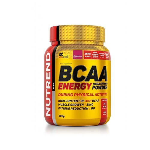 BCAA Energy Mega Strong 4:1:1