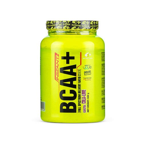 BCAA Instant - 4+ NUTRITION