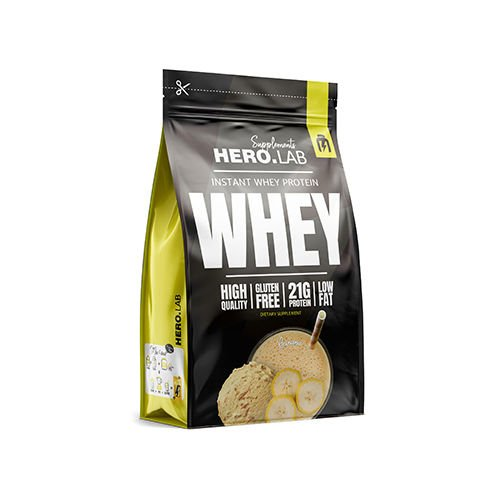 Instant Whey Protein - HERO.LAB