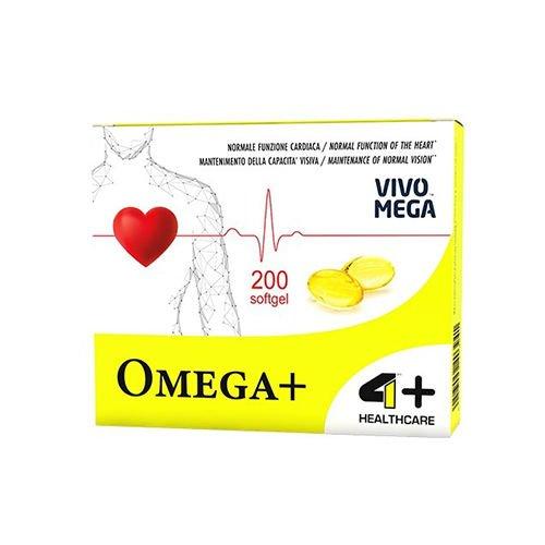 Omega+ - 4+ NUTRITION
