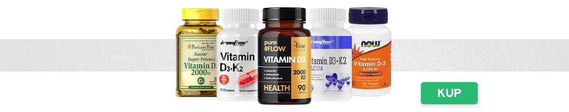 witamina d dla sportowców
