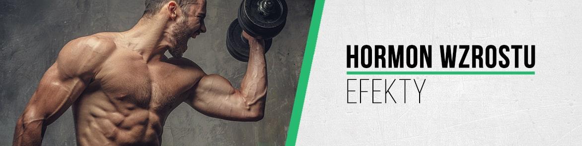 efekty stosowania hormonu wzrostu