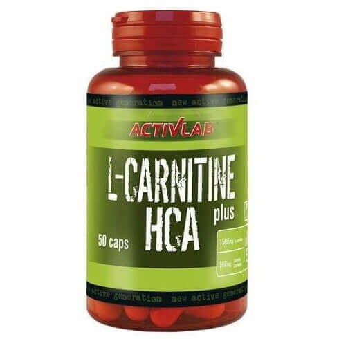 Activlab - L-Carnitine HCA Plus