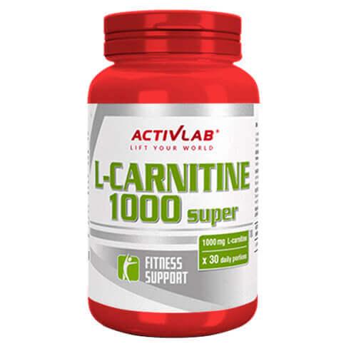 Activlab- L-Carnitine 1000