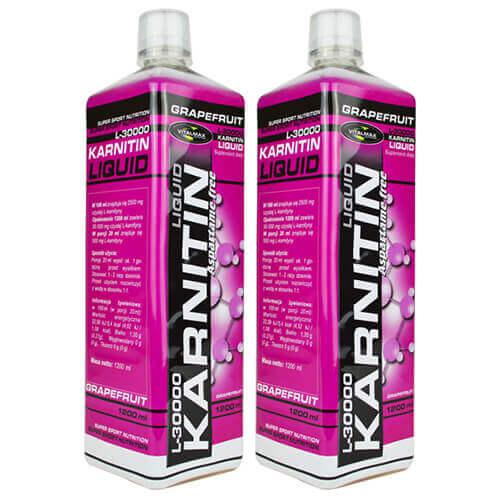 Vitalmax - Karnitin L-30000 Liquid