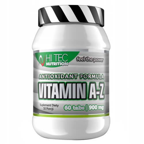 Hi-Tec - Vitamin A-Z