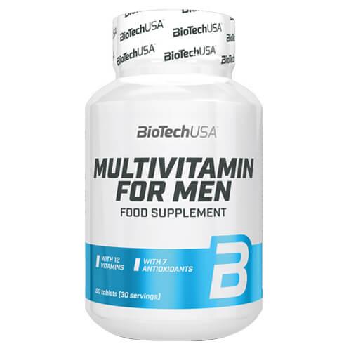 BioTech USA - Multivitamin For Men