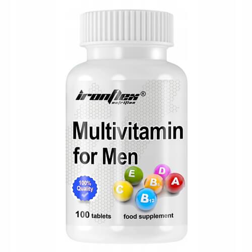 Ironflex - Multivitamin for Men