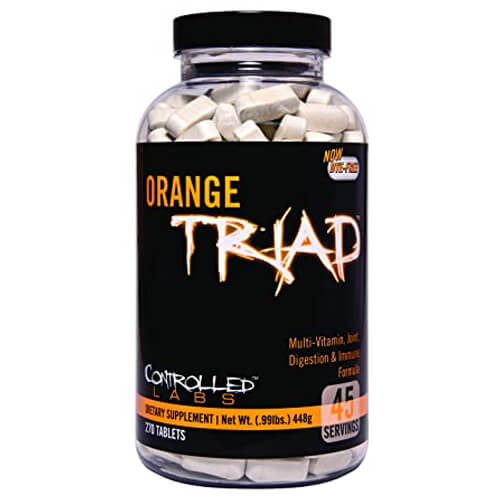 Controlled Labs - Orange Triad