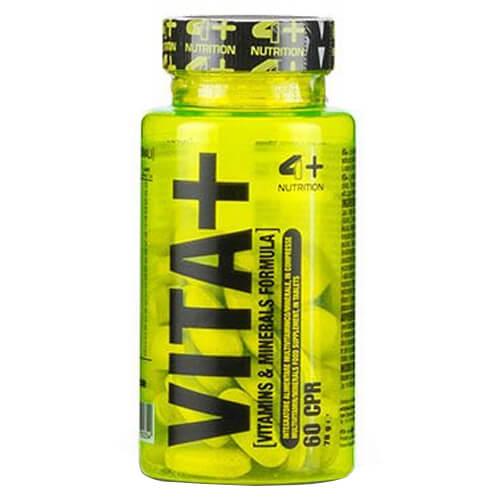 4+ Nutrition - Vita+