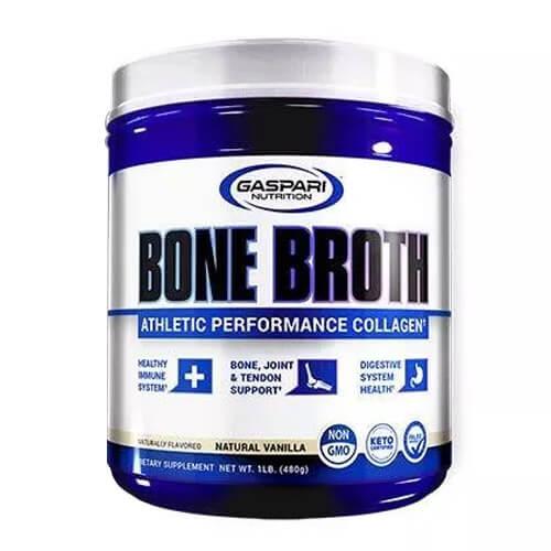 Ochrona stawów - Gaspari Nutrition - Bone Broth - 480g