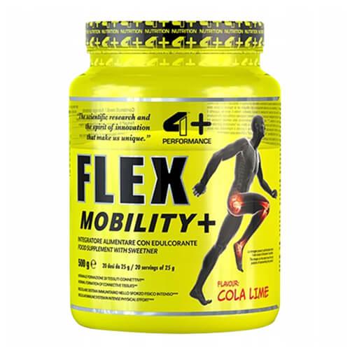 Ochrona stawów - 4+ Nutrition - Flex Mobility+ - 500g