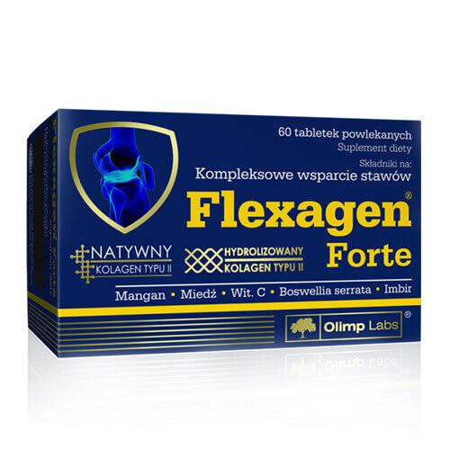 Ochrona stawów - Olimp - Flexagen Forte - 60tab
