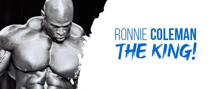 król kulturystyki Ronnie Coleman