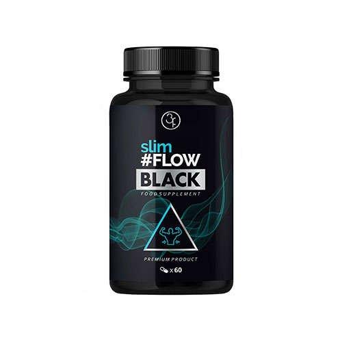 SlimFlow Black termogenik