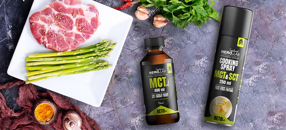 MCT short chain triglycerides