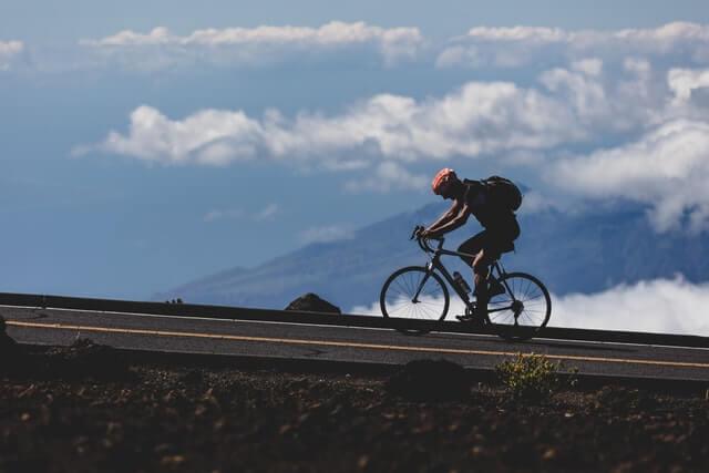 Kreatín pre cyklistov a bežcov