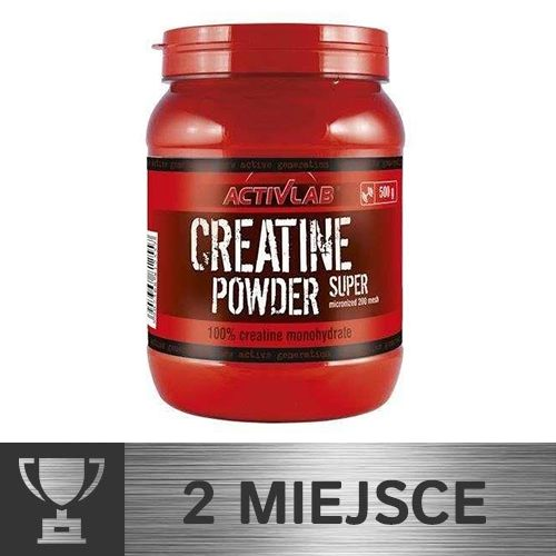 Creatine Powder - ACTIVLAB - 1