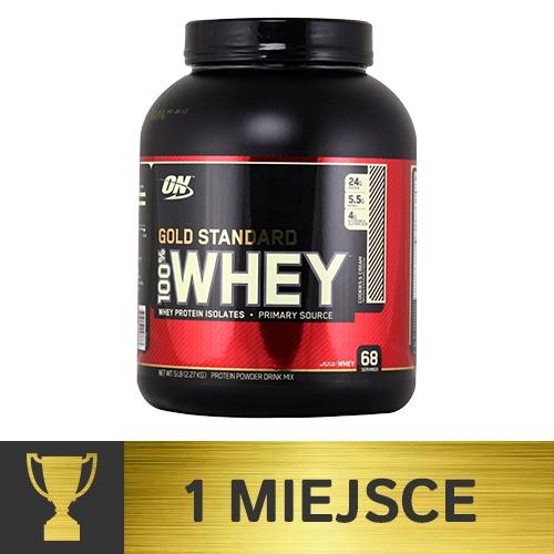 Whey Gold Standard - Optimum Nutrition -  2270g - 1