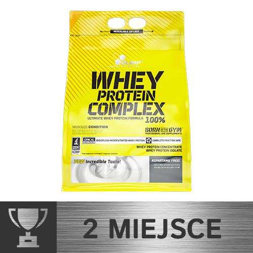 Whey Protein Complex 100% - Optimum Nutrition -  2270g - 1