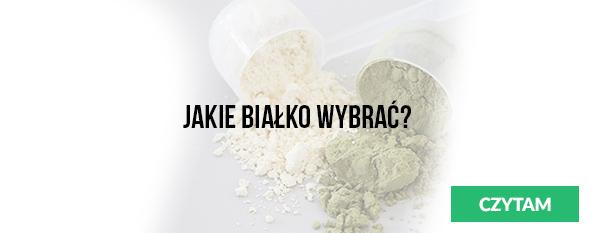 baner Jakie Białko Wybrać?