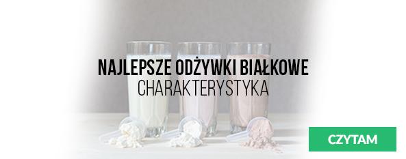 baner Najlepsze Odżywki Białkowe - Charakterystyka