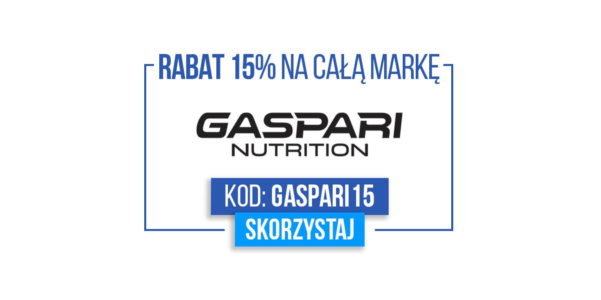 Gaspari Nutrition - wysoka jakość z USA