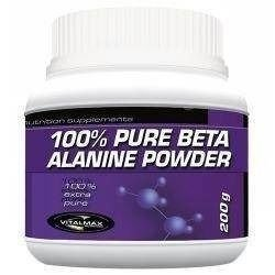 100% Beta Alanina Powder - 200g