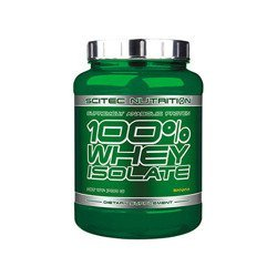 100% Whey Isolate - 700g