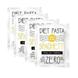 4 x DIET FOOD - Diet Spaghetti - 260g