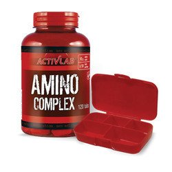 AMINO COMPLEX - 120tab + Pillbox