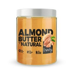 Almond Butter Natural - 1000g - Smooth