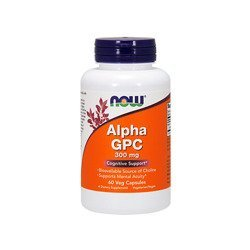 Alpha GPC 300mg - 60vcaps