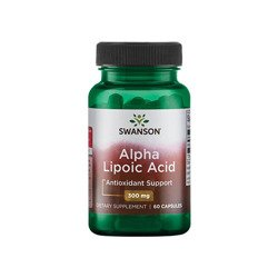 Alpha Lipoic Acid 300mg - 60caps