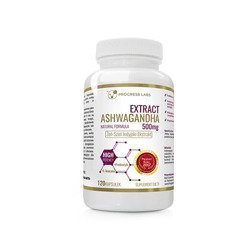 Ashwagandha Extract 500mg - 120caps