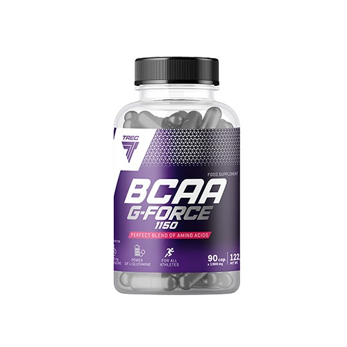 BCAA G-Force - 90caps.