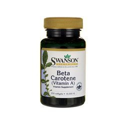 Beta Carotene 10000IU - 250softgels