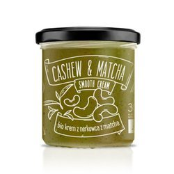 Bio - Cashew Butter & Matcha - smooth - 300g