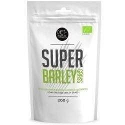 Bio Super Barley Grass - 200g