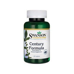 Century Formula with Iron Multi Vita&Min - 130tabs