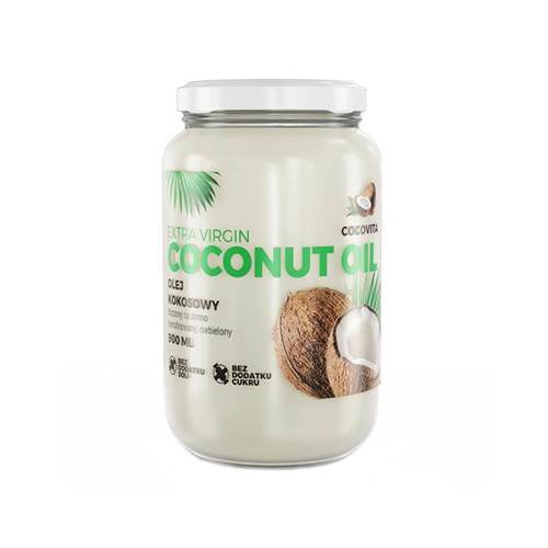 Coconut Oil Extra Virgin - 900ml